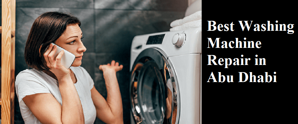 Washing Machine Repair Abu Dhabi